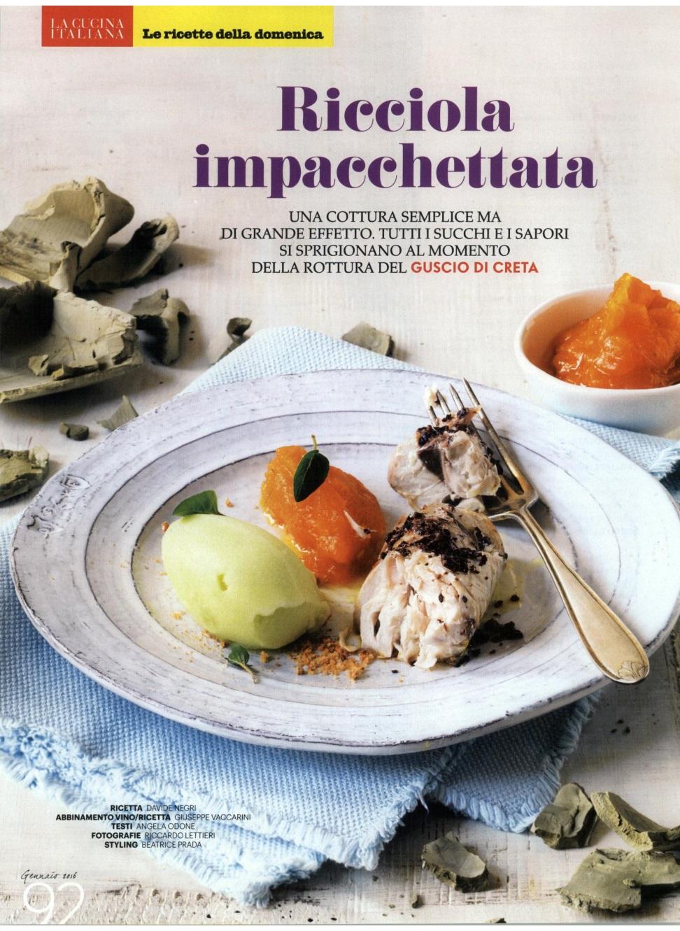 La Cucina Italiana 01.01.2016 pg 92