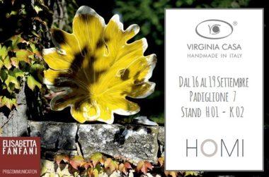 HOMI Fiera Milano | dal 16 al 19 Settembre 2016