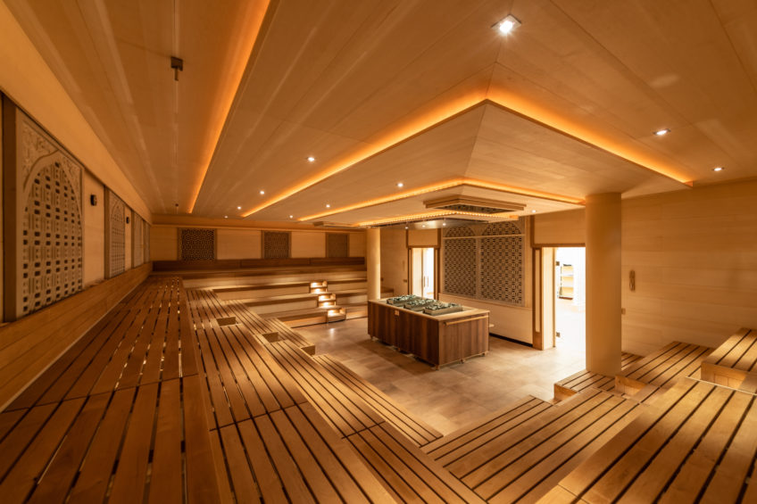 Indian Sauna –  Novità in Asmana: apre la più grande sauna d'Italia!