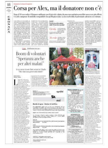 La Repubblica 24.11.18
