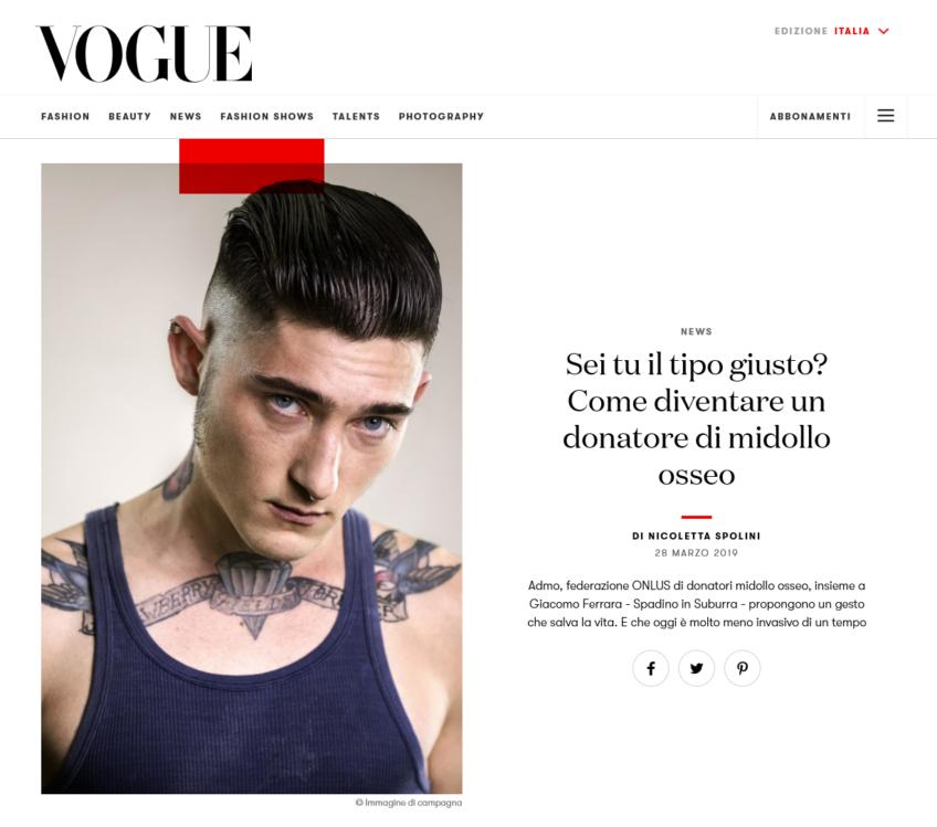 Vogue.it 27.03.2019