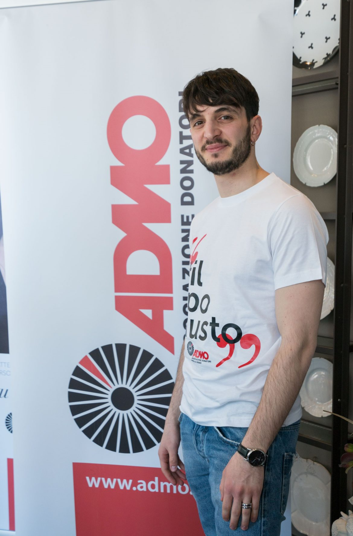 Admo – Press Lunch w/Giacomo Ferrara