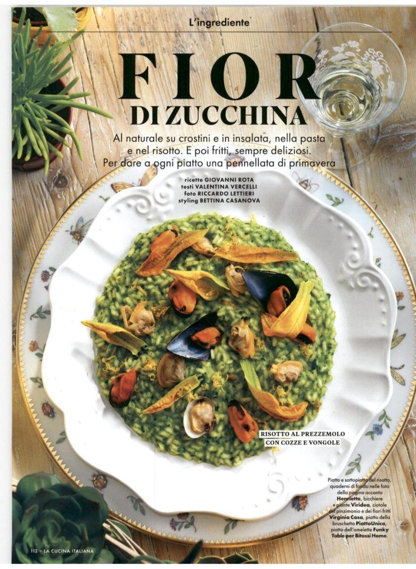 La Cucina Italiana 01.05.2019