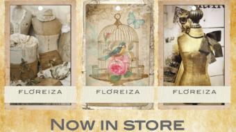 Retrò collection Flo'reiza