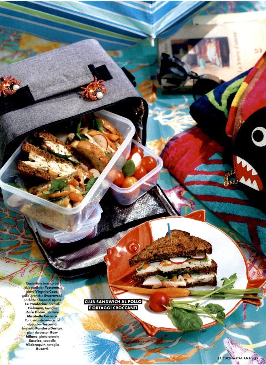 La Cucina Italiana 01.08.19