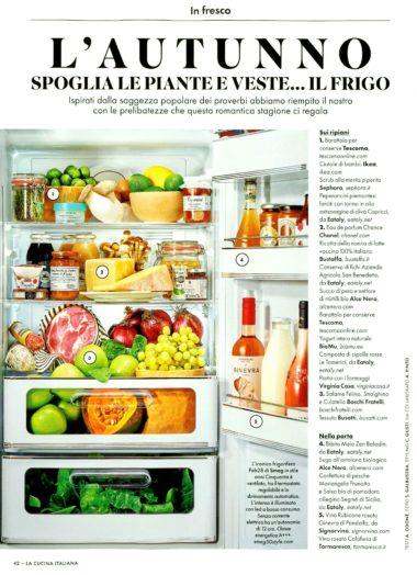 La Cucina Italiana 01.10.19