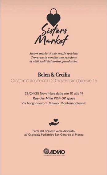 Sisters Market Belen&Cecilia