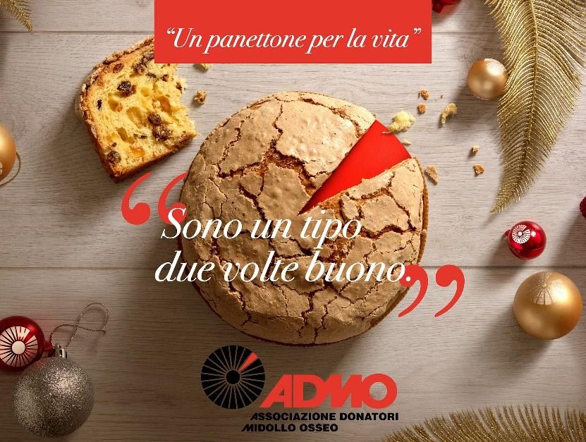 Admo: a panettone for life