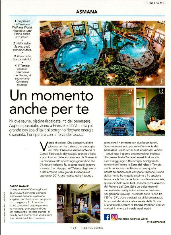Dove_Corriere della Sera 01.12.2020