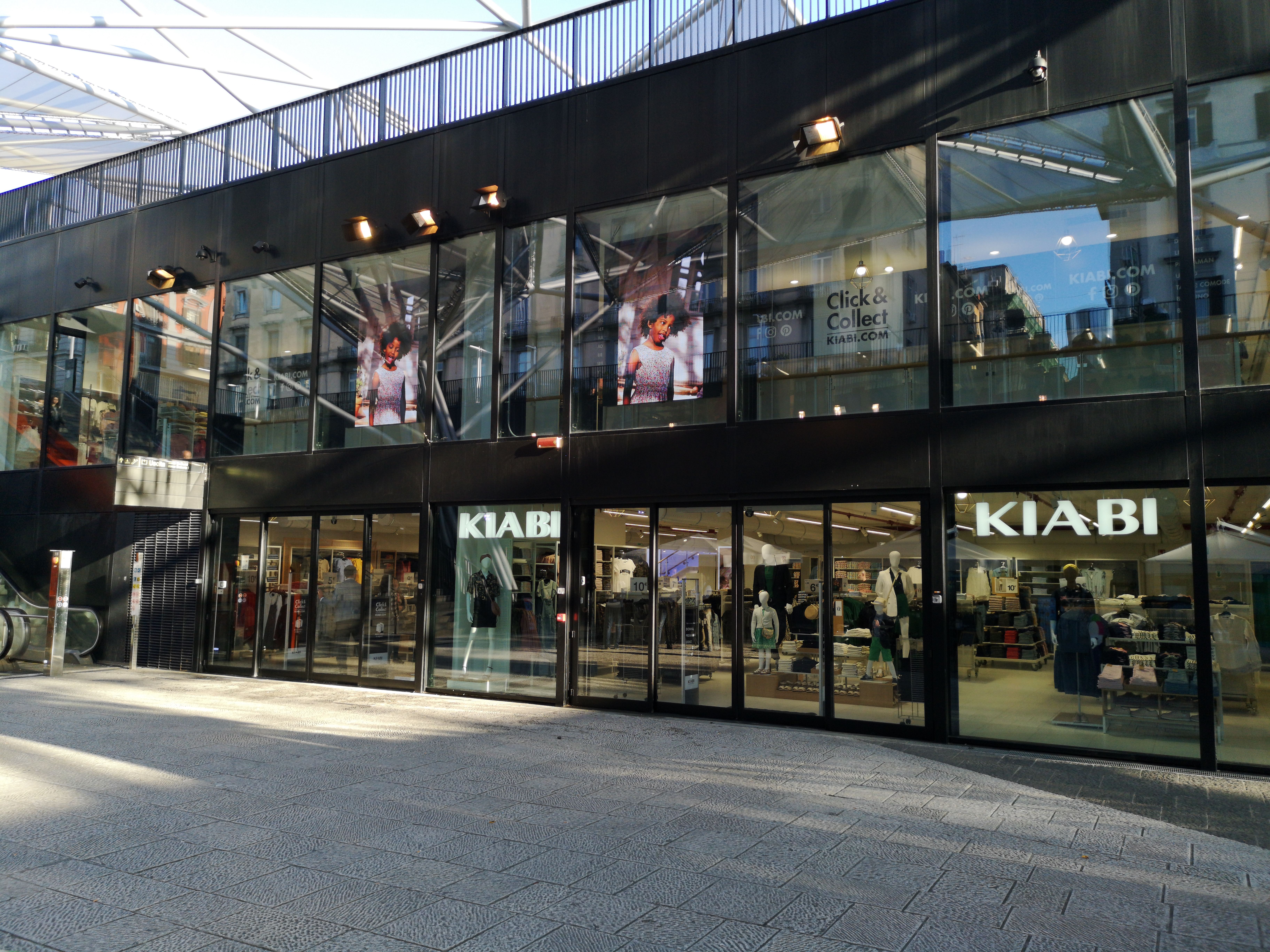 Kiabi opens its doors to franchising in   Italy