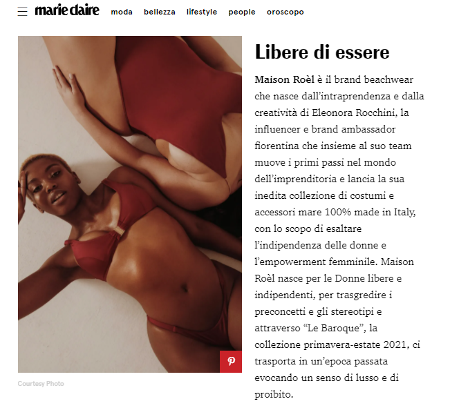 Marie Claire 25.05.2021